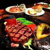 Photo taken at Chokchai Steakhouse by Vasin P. on 3/10/2013