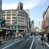 Photo taken at Ginza by Vasin P. on 5/26/2013