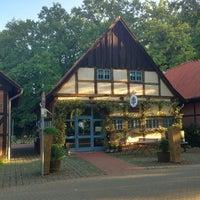 Photo taken at Weinscheune Steinhude by Andreas M. on 9/28/2013