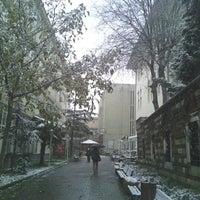 12/20/2012 tarihinde Gizemziyaretçi tarafından İletişim Fakültesi'de çekilen fotoğraf