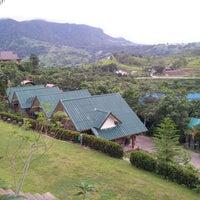 Photo taken at Bhuloolom Resort by สุทธิภัทร ช. on 8/24/2013