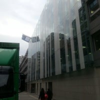 Photo taken at Antwerp World Diamond Center by Michel T. on 3/6/2013