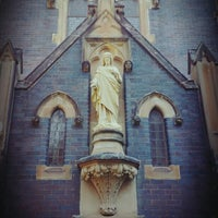 Photo taken at St Mary Mackillop Memorial Church by Mira S. on 6/7/2015