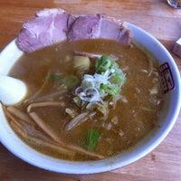 Photo taken at 麺幸 by kris3 on 12/13/2012