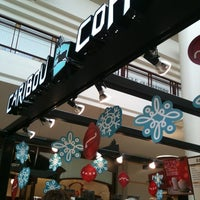 Photo taken at Caribou Coffee by Nada D. on 11/19/2012