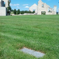 Photo taken at Indiantown Gap National Cemetery by Dawn R. on 8/25/2013