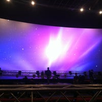 Photo taken at Velikan Park Cinema by Ann S. on 9/22/2013