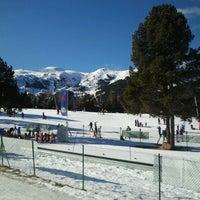 Photo taken at El Tirol - Pista Llarga by Snowium on 12/29/2013