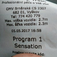 Photo taken at OMV by Werki on 5/5/2017