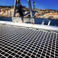 Photo taken at Parco Nazionale dell'Asinara by Asinara Catamaran on 9/9/2016