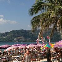 Photo taken at Thara Patong Beach Resort & Spa, Phuket by Вадим Б. on 1/18/2013