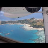 Photo taken at Malolo Island Resort by uny747 on 5/7/2014