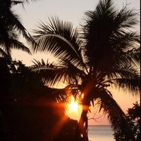 Photo taken at North Beach Mana Island Fiji by uny747 on 5/7/2014