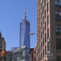 Photo taken at Four Points by Sheraton Manhattan SoHo Village by Norm G. on 5/4/2013