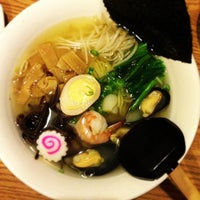 Photo taken at Hokkaido Noodle House by Caroline W. on 1/30/2013