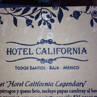 Photo taken at Hotel California by Yuri H. on 8/7/2013