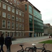 Photo taken at Birkbeck, University of London by Zafer E. on 6/10/2013