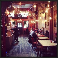 Photo taken at The Grey Dog by Robby D. on 1/15/2013