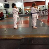 Photo taken at Ernie Reyes West Coast Martial Arts by Joel G. on 3/26/2014