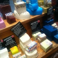 Photo taken at Lush by Meggy W. on 1/5/2013