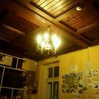 Photo taken at Vila Veselova by Layla J. on 11/11/2012