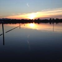 Photo taken at Hafen Hard by Christina on 9/22/2015