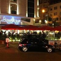 1/25/2013 tarihinde Hasan U.ziyaretçi tarafından Del Moon Coffee & Food & Hookah'de çekilen fotoğraf