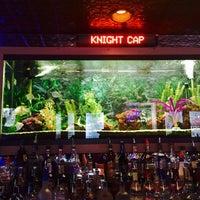 Photo taken at Knight Cap Bar & Lounge by Katie C. on 5/11/2015