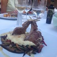 Das Foto wurde bei Restaurant Lanterna von Lucia B. am 7/17/2015 aufgenommen