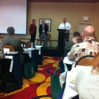 Photo taken at Garden Conference Center by EdieWaters.com E. on 11/15/2012