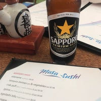 Photo taken at Masa Sushi Japanese Restaurant by Sean L. on 8/31/2017