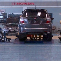 Photo taken at Honda LPPM by wanx a. on 7/10/2013