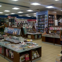 Photo taken at Gramedia by Dina A. on 11/6/2012