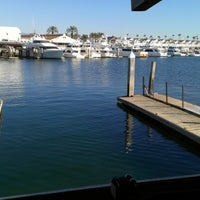 Photo taken at Woody's Wharf by Andrew M. on 1/7/2013