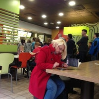 Photo taken at McDonald's by Amy J. on 11/25/2012