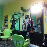 "Photo taken at Салон ""Жаннет"" by Сергей Т. on 11/21/2012"
