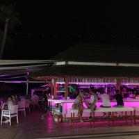7/18/2016 tarihinde Zakaria E.ziyaretçi tarafından Playa Miguel Beach Club'de çekilen fotoğraf