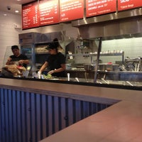 Photo taken at Chipotle Mexican Grill by Monica M. on 12/15/2012