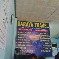 Photo taken at Baraya Travel by Pitia V. on 11/3/2013