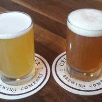 Das Foto wurde bei Cellarmaker Brewing Company von Espen H. am 10/24/2013 aufgenommen