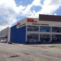 Photo taken at Panka Materiais de Construção by Diogo P. on 8/18/2014