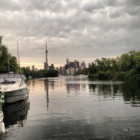 Photo taken at Toronto Islands by Gagan D. on 7/19/2013