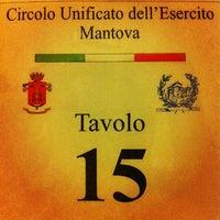 Photo taken at Circolo Unificato dell'Esercito by Simone P. on 3/15/2014