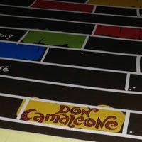 Photo taken at Don Camaleone by Mozer V. on 4/15/2013