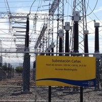 Photo taken at Subestacion I.C.E Cañas by Douglas G. on 2/14/2013