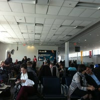 Photo taken at Gate D24 by Raymond R. on 2/17/2013