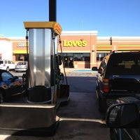 Photo taken at Love's Travel Stop by James M. on 11/9/2012