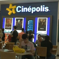 Photo taken at Cinépolis by Julio A. on 6/9/2013