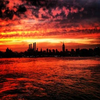Photo taken at East River Ferry - North Williamsburg Terminal by Jason K. on 7/31/2013