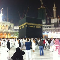 Photo taken at Al Masjid Al Haram by Hande Ç. on 2/13/2013